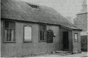 """Tin Chapel"" The original Hoole Congregational Church"